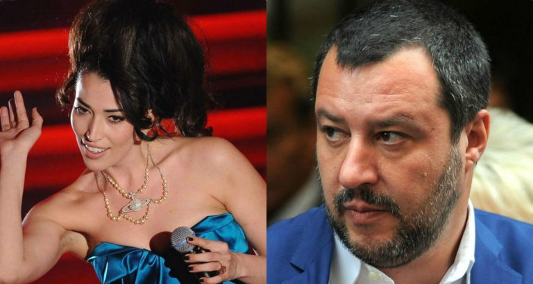 Nina Zilli insulta pesantemente Salvini durante il concerto: il video