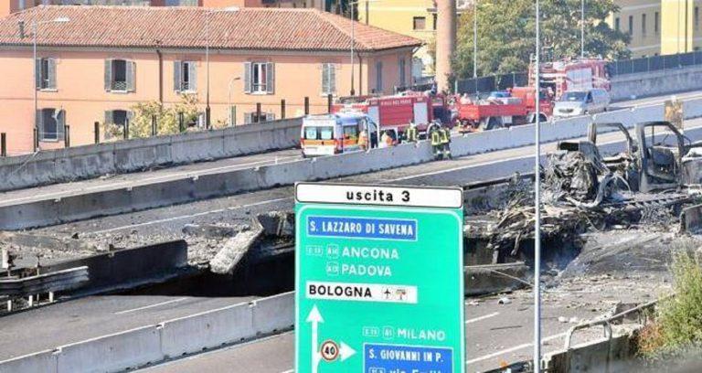 Bologna: A14 e tangenziale riaperte a ottobre
