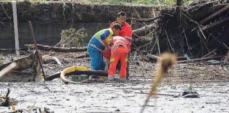 Brindavano all'alluvione del 2017: 3 arresti a Livorno