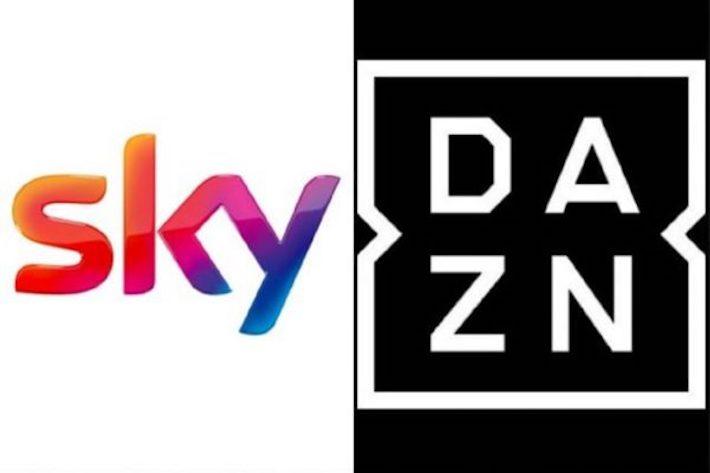 Serie A su Sky e DAZN