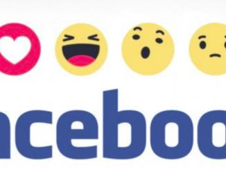 Facebook, nuova plane reaction