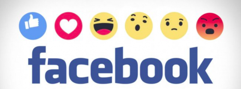 Facebook, nuova plane reaction
