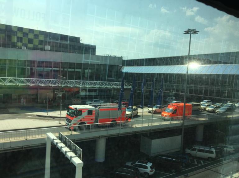 Francoforte, aeroporto evacuato per emergenza