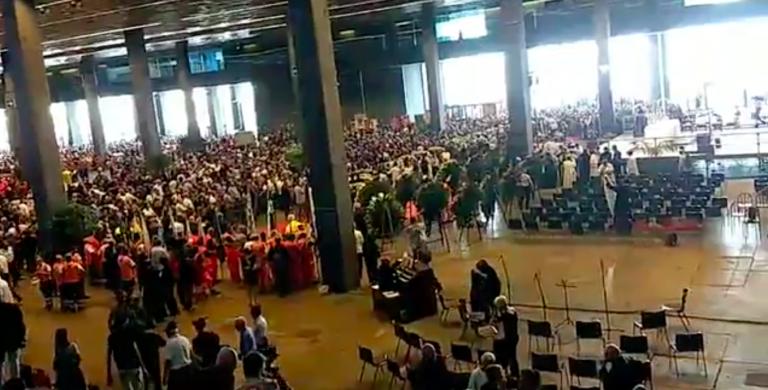 Genova, i funerali di Stato