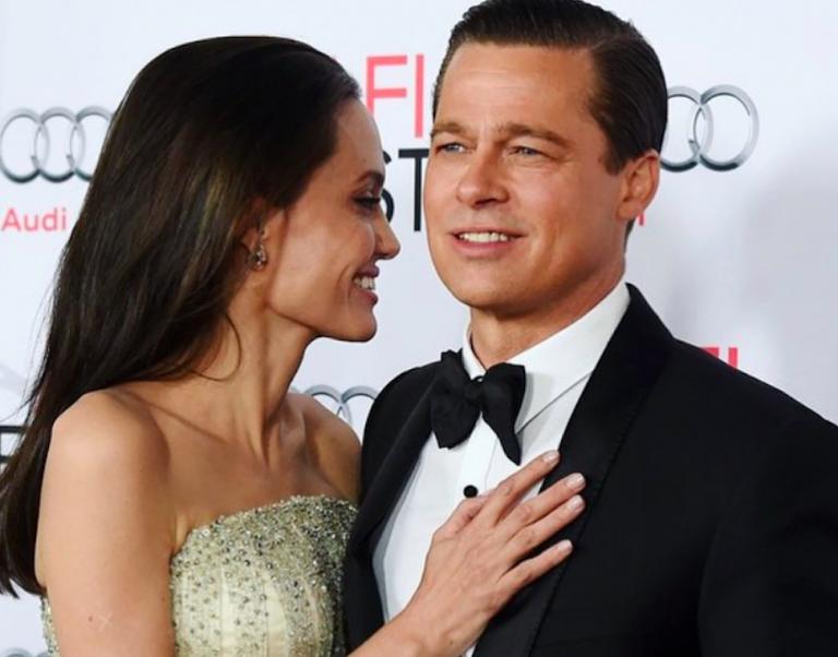 Jolie accusa Pitt di non pagare gli alimenti