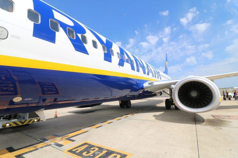 Ryanair, sciopero del 10 agosto