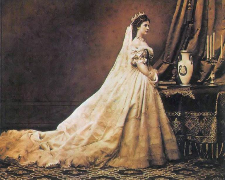 Sissi, regina d'Austria e della bellezza