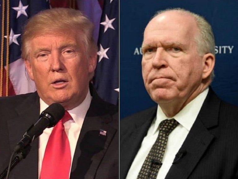 Trump revoca accesso ai segreti di Stato a ex Capo Cia