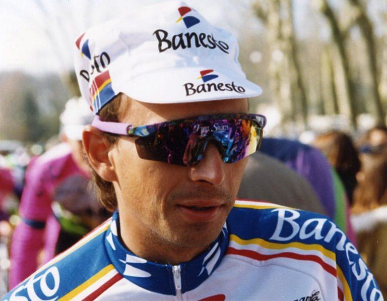 Morto ciclista De Las Cuevas