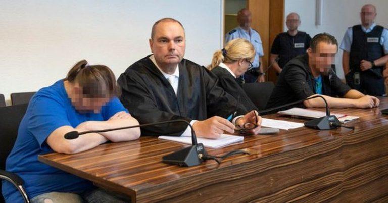 coppia tedesca arrestata per pedofilia