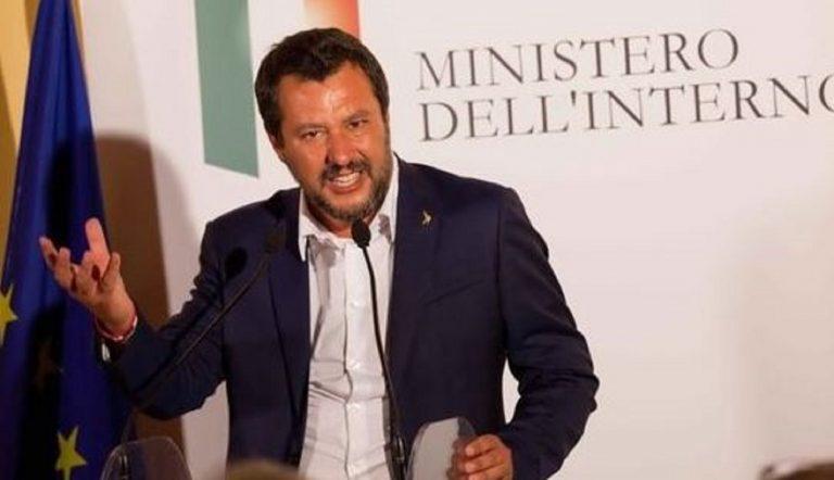 La Lega votò 'Salva Benetton', Salvini: Pd taccia