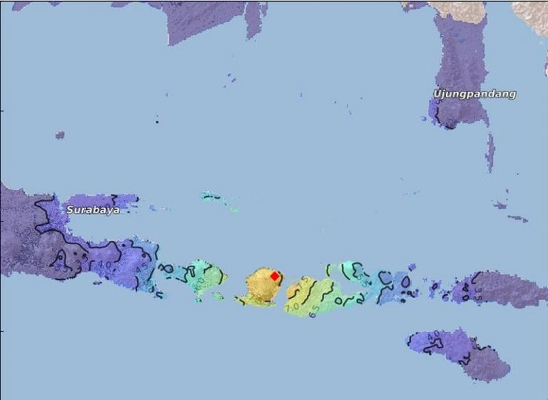 Terremoto in Indonesia: scossa di magnitudo 7, è allarme tsunami
