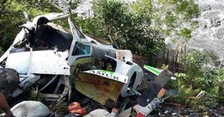 incidente aereo papua