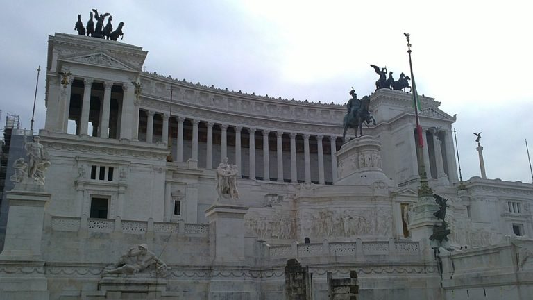 parlamento in vacanza