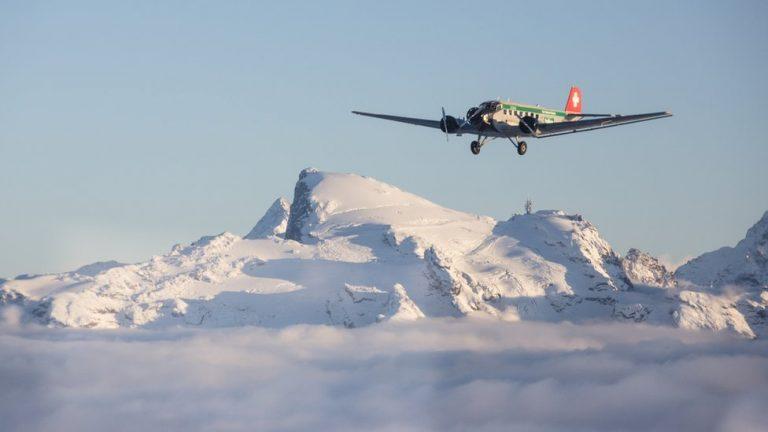 tragedia aerea Svizzera