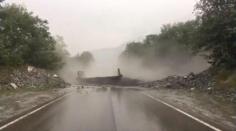 Ponti di ricambio in Val Ferret