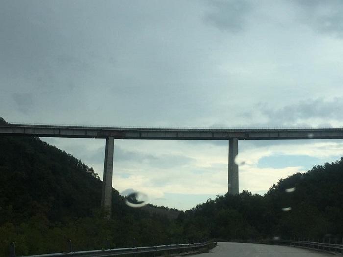 viadotto Trignina, Molise