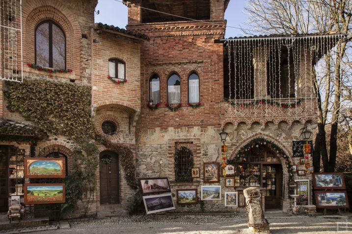 Botteghe di Grazzano Visconti 717x478