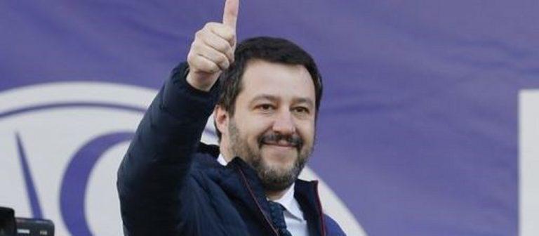 """Matteo Salvini promette: """"Zero campi rom entro 2023"""""""