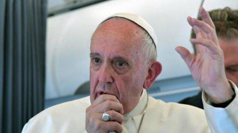 """Papa Francesco su abusi: """"Frutto di voragine di spirito"""""""