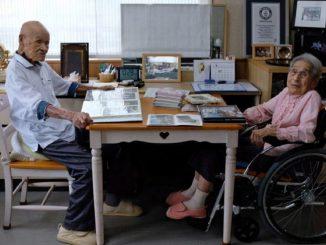 Coppia da Guinnes festeggia 80 anni di matrimonio