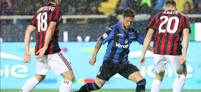 Milan Atalanta probabili formazioni
