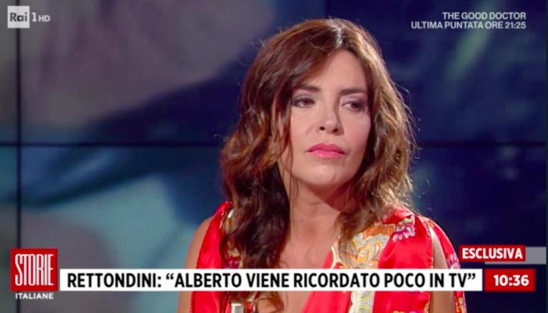 Francesca Rettondini ricorda Alberto Castagna