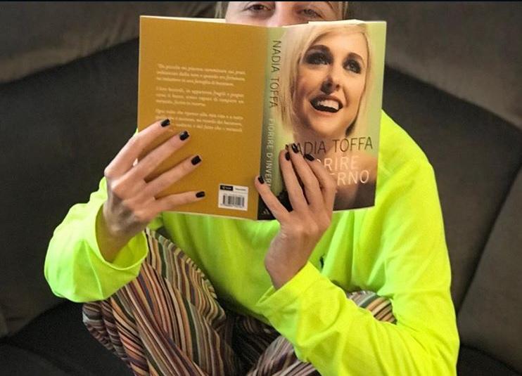 Nadia Toffa pubblica un libro sulla sua malattia. Facci: