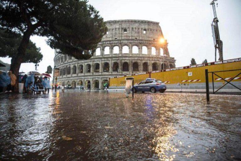 Nubrifragio Roma