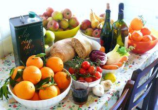 dieta mediterranea programma