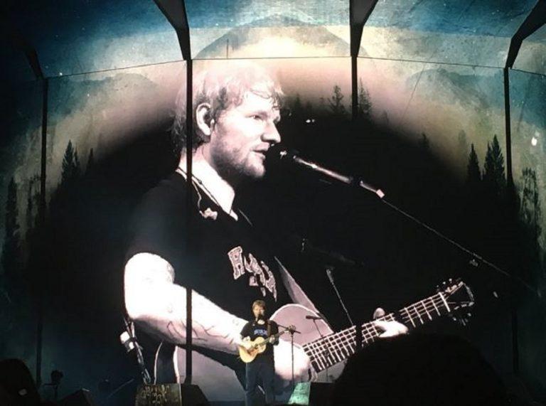 Ed Sheeran in Italia: Il tour a Milano, Firenze e Roma