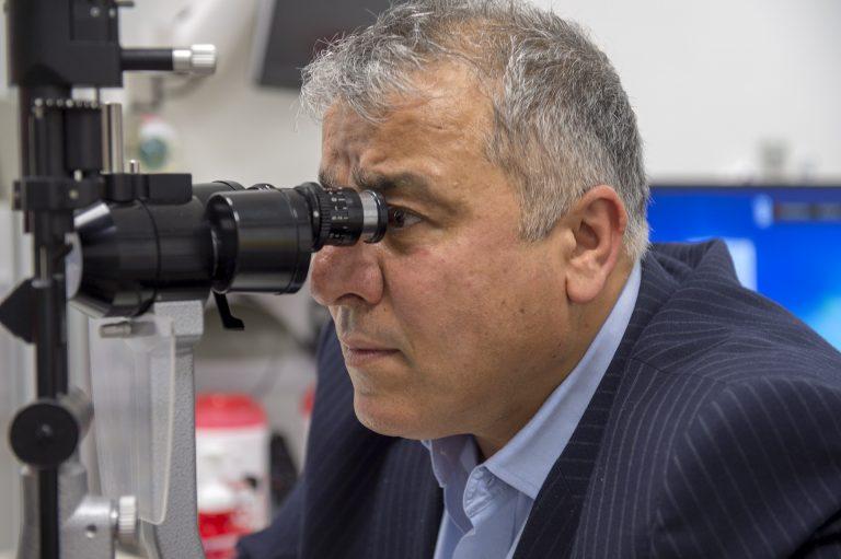 Cheratite: rischio cecità con le lenti a contatto