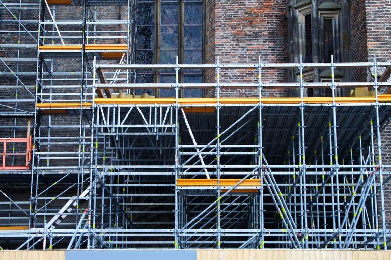 lavori di ristrutturazione