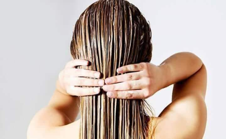 maschera per capelli