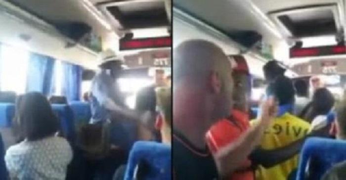 Pistoia: richiedenti asilo senza biglietto si rifiutano di scendere dall'autobus