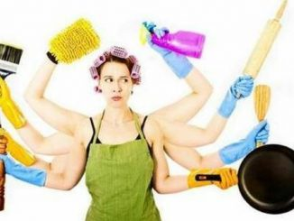 pulire bene casa