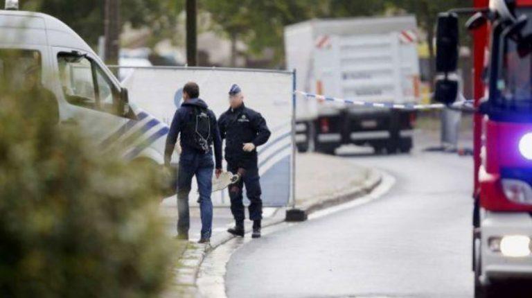 Sparatoria nel centro di Bruxelles, paura e due feriti