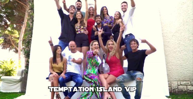 Temptation Island Vip, una coppia sotto accusa: