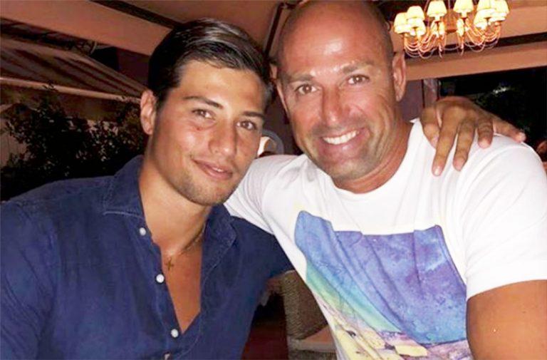 Niccolò e Stefano Bettarini