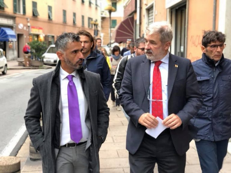 Marco Bucci, sindaco di Genova