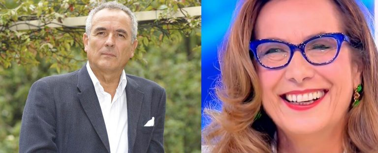 Cesara Bonamici e Lamberto Sposini