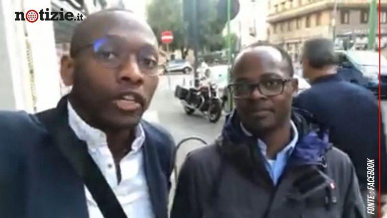 Immigrati africani rispondo a beppe sala