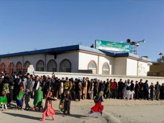 Kabul, attacco kamikaze