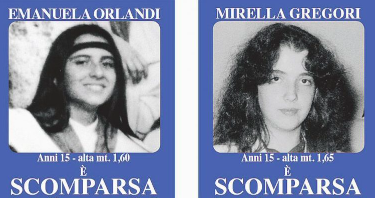 Le due ragazze scomparse