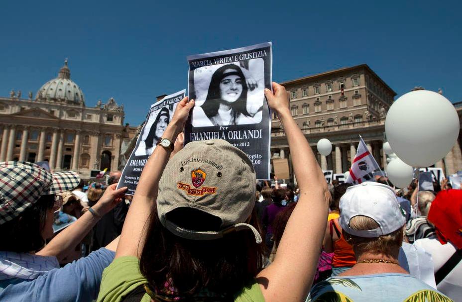 Marcia per Emanuela Orlandi
