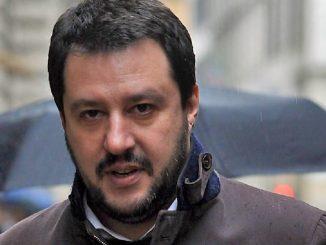 """Matteo Salvini """"Pronta nuova legge sulla legittima difesa"""""""