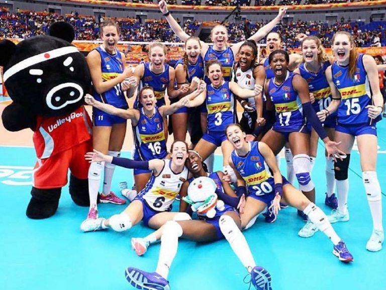 Mondiale volley femminile