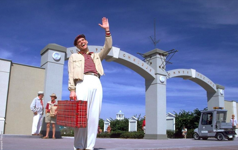 The Truman Show, la perfetta location a Seaside, in Florida