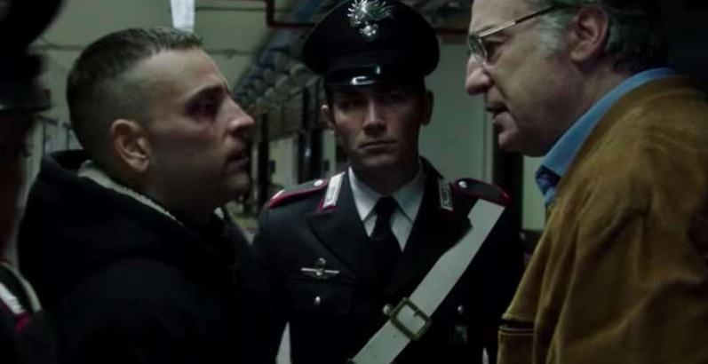 Una scena del film di Cremonini
