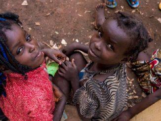 bambine africane
